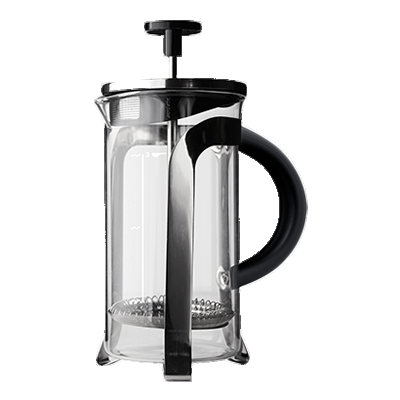 HIC Aerolatte 3 Cup French Coffee Press
