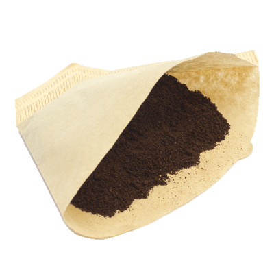 HIC Unbleached Coffee Filter #2