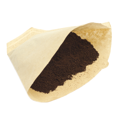 HIC Unbleached Coffee Filters #4