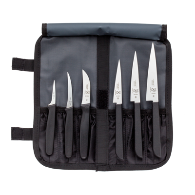 superior-equipment-supply - Mercer Tool - Mercer Culinary Seven Piece Japanese Style Carving Knife Set