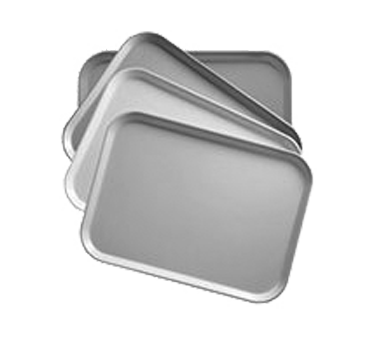 Cambro Sherwood Green Budget 6 Compartment Serving Tray - 24/Case