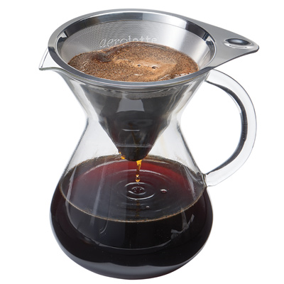 superior-equipment-supply - Harold Imports - HIC Aerolatte Drip Coffee Brewer