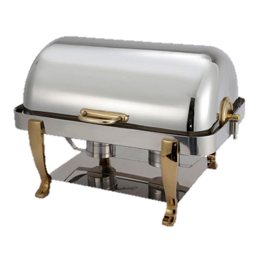 superior-equipment-supply - Winco - Winco Vintage Chafer Oblong 8 qt