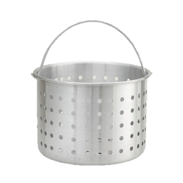 Winco Alum Steamer Basket fits 20 qt
