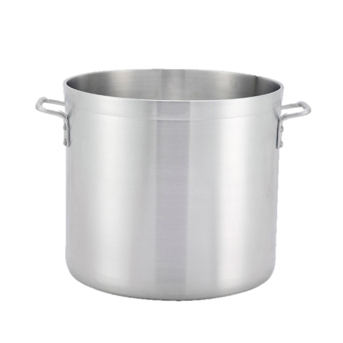 "Winco Aluminum Stock Pot 140qt  22-4/5"" x 20-1/3"""