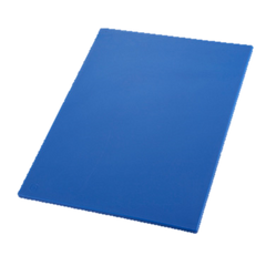 "superior-equipment-supply - Winco - Blue Cutting Board 18"" x 24"""