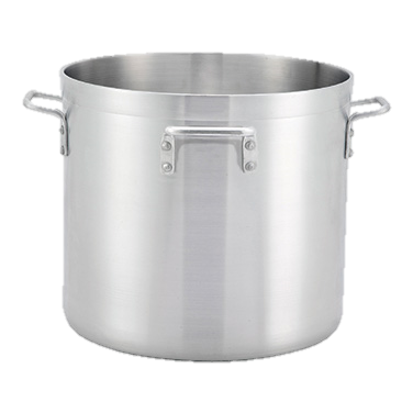 "Winco Precision Stock Pot 160QT  22-4/5"" dia. x 23-1/5""H"