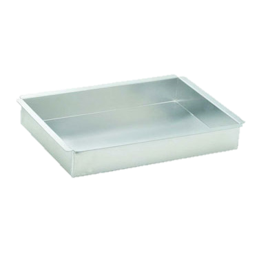 "superior-equipment-supply - Winco - Cake Pan Rectangular 13"" x 2"""