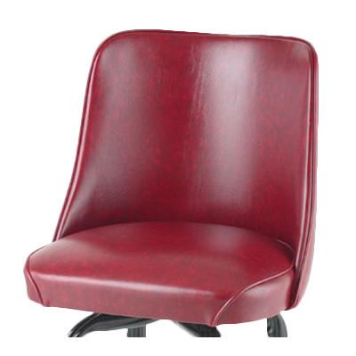 Royal Industries Standard Bucket Replacement Seat Cremson Vinyl