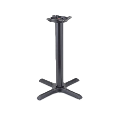 "superior-equipment-supply - Royal Industries - Royal Industries 22"" x 22"" Base Spread Stand-Up Disco Table Base"