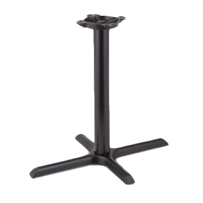 "superior-equipment-supply - Royal Industries - Royal Industries 22"" x 30"" Base Spread Stand-Up Disco Table Base"