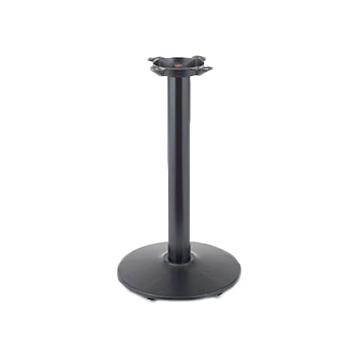 "superior-equipment-supply - Royal Industries - Royal Industries 30"" Diameter Base Cast Iron Spider Table Base"