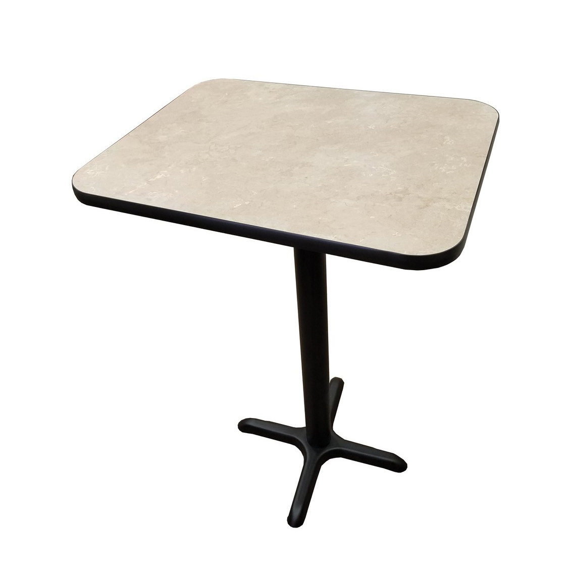 "superior-equipment-supply - Oak Street Mfg - Oak Street Economy Beach Bum Table Top Square 36"" X 36"" Laminate Surface"