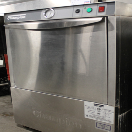 superior-equipment-supply - Champion - Used Champion Undercounter Dishwasher