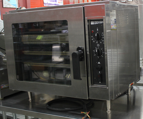 "Used Doyon Electric Countertop Convection Oven 29"" Wide"