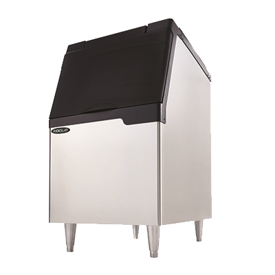 "superior-equipment-supply - MVP Group - Kool-It Ice Bin 22.4""W 262 lbs. Ice Storage Capacity"