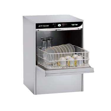 superior-equipment-supply - MVP Group - Jet-Tech Stainless Steel Undercounter Glasswasher (24) Racks/Hr.