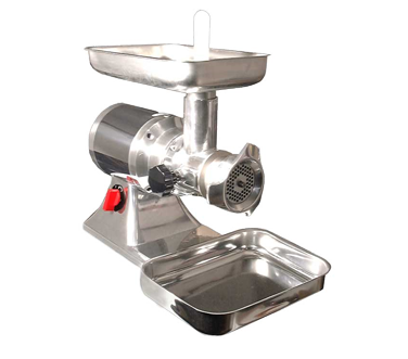 Omcan Aluminium Electric Meat Grinder