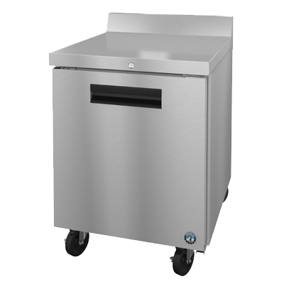 "superior-equipment-supply - Hoshizaki - Hoshizaki 27"" Wide Stainless Steel Reach In Refrigerated Work Top"