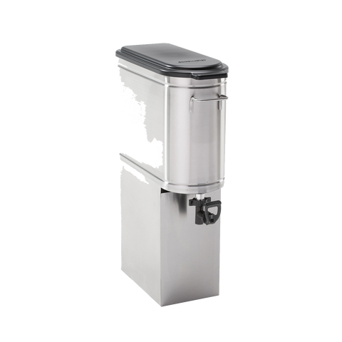 Grindmaster Cecilware 3 Gallon Iced Tea Dispenser Stainless Steel