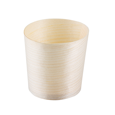 Tablecraft Cash & Carry Biodegradable Mini Serving Cup 2 oz. - 50 Pack