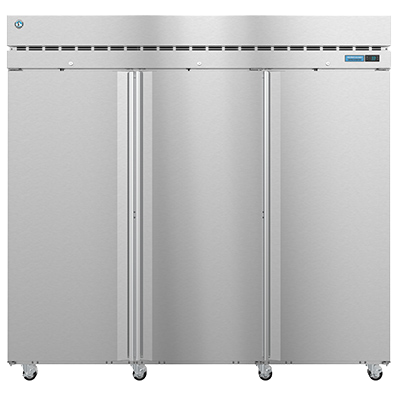 "superior-equipment-supply - Hoshizaki - Hoshizaki 82.5""W Reach In Three Section Refrigerator 79.03 cu. ft."