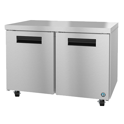 "superior-equipment-supply - Hoshizaki - Hoshizaki Stainless Steel 48"" Wide Reach-In Undercounter Freezer 13.66 cu. ft."