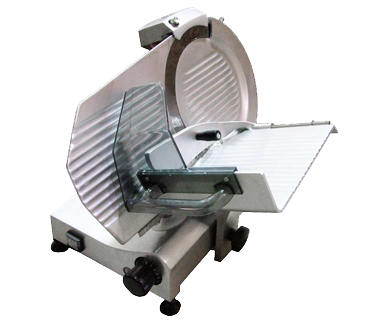 "Omcan Aluminum Manual Meat Slicer 11"" Diameter"