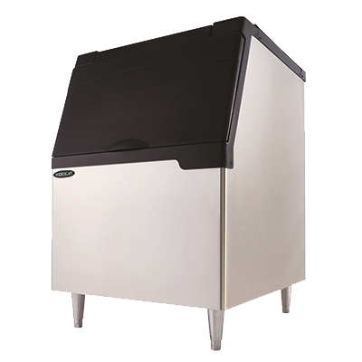 "superior-equipment-supply - MVP Group - Kool-It Ice Bin 30""W 442 lbs. Ice Storage Capacity"