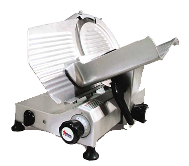 "Omcan Meat Slicer 12"" Diameter Carbon Steel Blade"