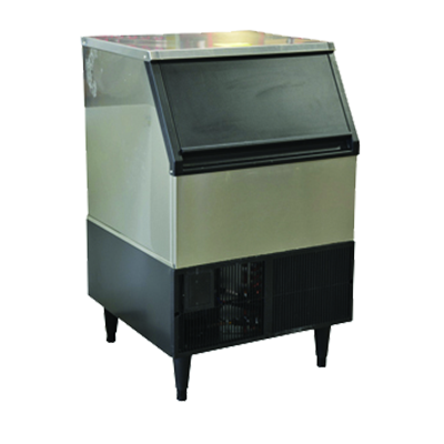 Omcan Ice Maker with Bin Cube-Style 264.5 lbs. Per Day