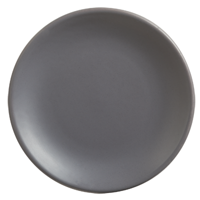 "superior-equipment-supply - World Tableware Inc - World Tableware Driftstone Coupe Plate Granite Porcelain 6"" dia. -24/Case"