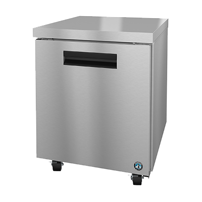 "superior-equipment-supply - Hoshizaki - Hoshizaki Stainless Steel 27"" Wide Reach-in Undercounter Fridge"