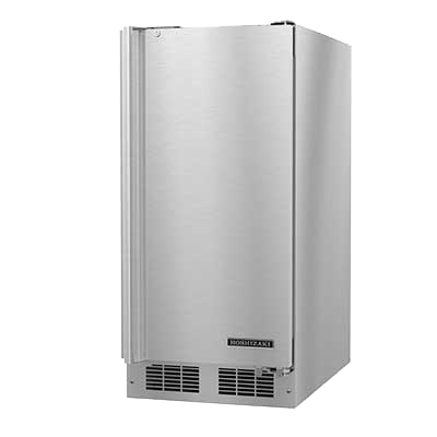 superior-equipment-supply - Hoshizaki - Hoshizaki Reach-In Undercounter One Section Refrigerator 3.7 cu. ft.