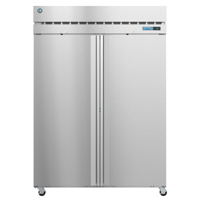 "superior-equipment-supply - Hoshizaki - Hoshizaki Stainless Steel Reach-In Freezer 55"" Wide Two Section"