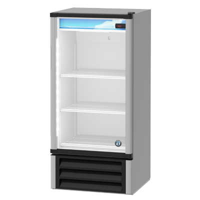 superior-equipment-supply - Hoshizaki Ice Machines - Hoshizaki Reach In One Section Refrigerated Merchandiser 10 cu. ft.