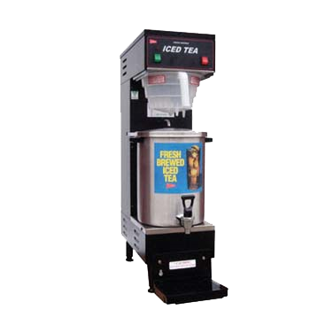 superior-equipment-supply - Grindmaster Ceccilware - Grindmaster  Cecilware Automatic Tea Brewer With B-1/3T Dispenser 3 Gallon Capacity