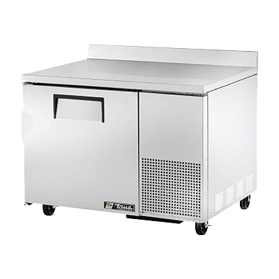 "superior-equipment-supply - True Food Service Equipment - True Stainless Steel 44"" Wide One Section Deep Work Top Freezer"