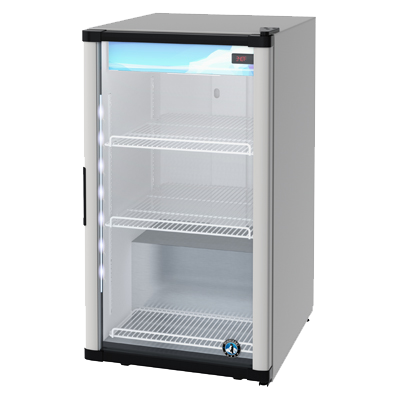 superior-equipment-supply - Hoshizaki - Hoshizaki One Section Countertop Refrigerated Merchandiser 5.97 cu. ft