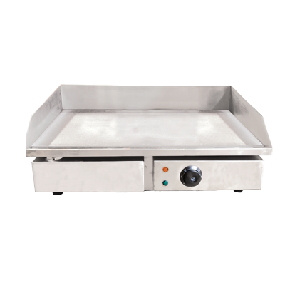 Omcan Electric Countertop Griddle
