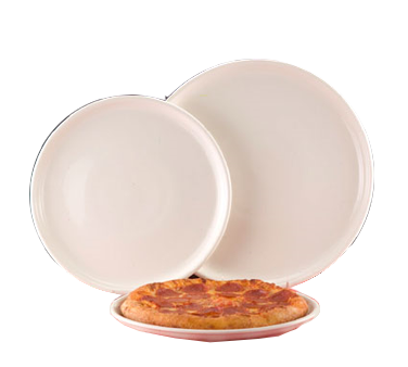 "superior-equipment-supply - World Tableware Inc - World Tableware Chef's Selection Deep Rim Platter Pizza 13-3/8"" - 6/Case"