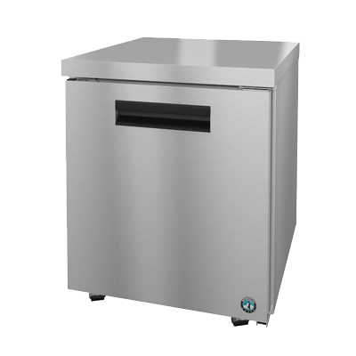 "superior-equipment-supply - Hoshizaki - Hoshizaki Stainless Steel 27"" W Undercounter Reach In Refrigerator"