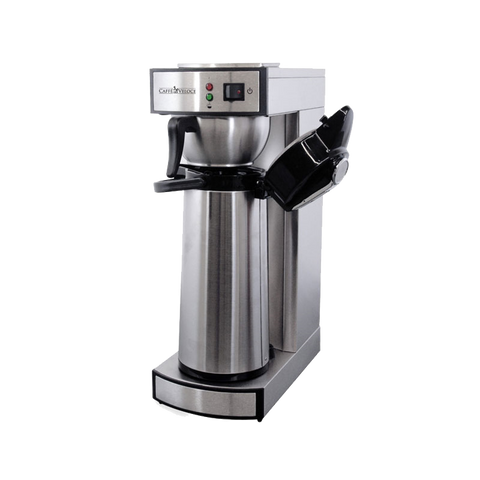 Omcan Stainless Steel Manual Coffee Maker 2 Liter