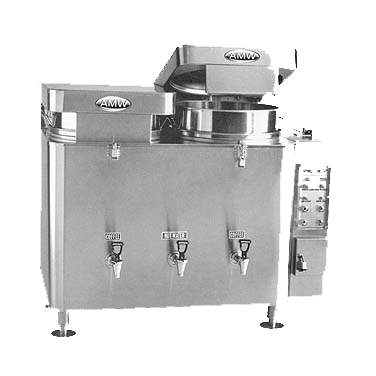 superior-equipment-supply - Grindmaster Cecilware - AMW Coffee Brewer Urn With Two 10 Gallon Capacity Liners