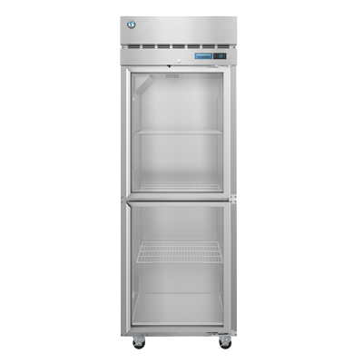 superior-equipment-supply - Hoshizaki - Hoshizaki Reach-In One-Section Glass Door Refrigerator 23.10 cu. ft