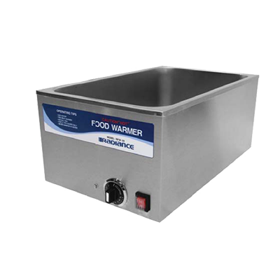 superior-equipment-supply - Turbo Air - Turbo Air Stainless Steel Electric Countertop Food Warmer
