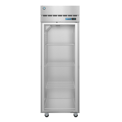 superior-equipment-supply - Hoshizaki - Hoshizaki One Glass Door Reach-In Freezer 23.1 cu. ft. 79.5(H) x 27.5(W) x 34.5(D)