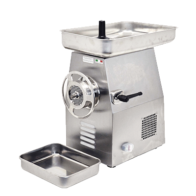 Omcan Electric Countertop Meat Grinder #32