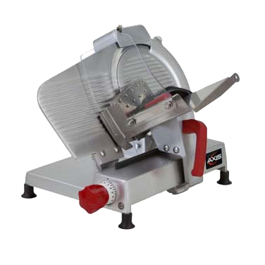"superior-equipment-supply - MVP Group - Axis Manual Food Slicer With 10"" Diameter Blade"