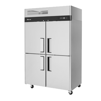 "superior-equipment-supply - Turbo Air - Turbo Air 51.75"" Wide Stainless Steel Reach-In Freezer"